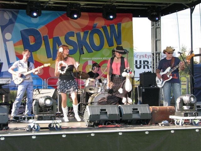 Country Show Band