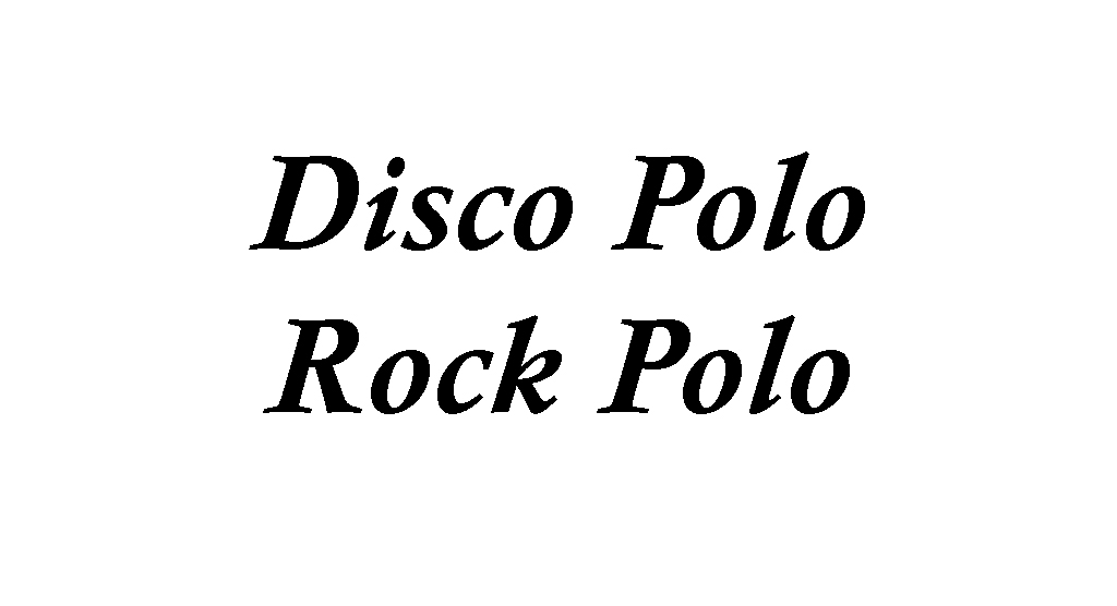 Disco Polo Rock Polo